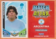 Argentina Diego Maradona Barcelona International Legend