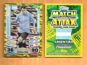 Argentina Lionel Messi Barcelona 14 Star Player (14AS)
