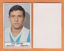 Argentina Luis Artime River Plate