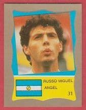 Argentina Miguel Angel Russo 31