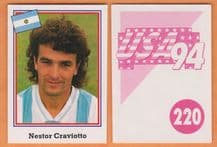 Argentina Nestor Craviotto Independiente