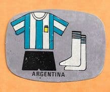 Argentina Team Kit (WC82)