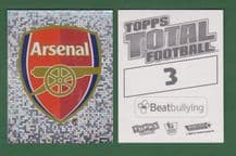Arsenal Badge 3