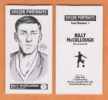 Arsenal Billy McCulloch 1 (PNSP)
