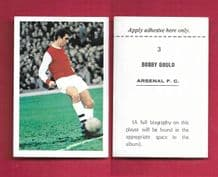 Arsenal Bobby Gould 3