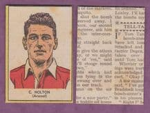 Arsenal Cliff Holton 1954