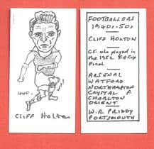 Arsenal Cliff Holton 440