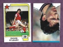 Arsenal David O`Leary 28A (IN)