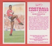 Arsenal David Rocastle 2