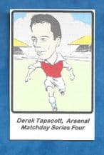 Arsenal Derek Tapscott (MD4)