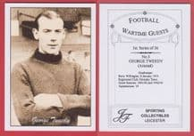 Arsenal George Tweedy Grimsby Town