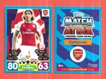 Arsenal Hector Bellerin Speed King 22 (JK)