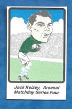 Arsenal Jack Kelsey (MD4)