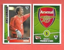 Arsenal Jens Lehmann 5 (MPS)