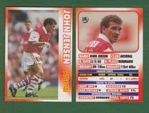 Arsenal John Jensen 106 (AS)