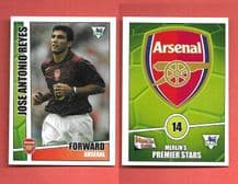 Arsenal Jose Antonio Reyes 14 (MPS)
