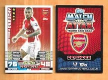 Arsenal Mathieu Debuchy 3 (AS)