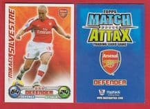 Arsenal Mikael Silvestre France