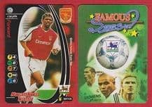 Arsenal Nwanko Kanu Nigeria Red