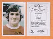 Arsenal Pat Rice Northern Ireland 3