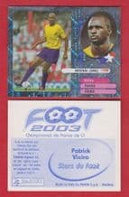 Arsenal Patrick Vieira France