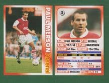 Arsenal Paul Merson 3 (AS)