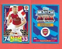 Arsenal Per Mertesacker 25