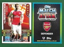 Arsenal Per Mertesacker Germany 21
