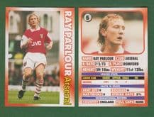 Arsenal Ray Parlour England 5