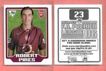 Arsenal Robert Pires France 23