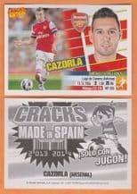 Arsenal Santi Cazorla Spain