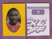 Arsenal Sol Campbell 7A