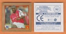 Arsenal Sol Campbell England