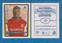 Arsenal Sylvain Wiltord France 22
