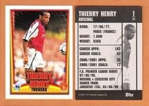 Arsenal Thierry Henry France
