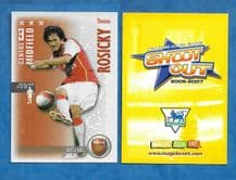 Arsenal Tomas Rosicky Czech Rebublic (F) (SO07)