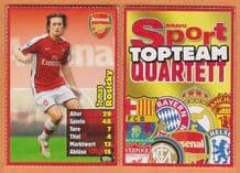 Arsenal Tomas Rosicky Czech Republic