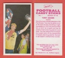 Arsenal Tony Adams 1