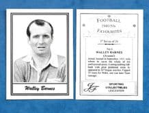 Arsenal Wally Barnnes 1(5) ***