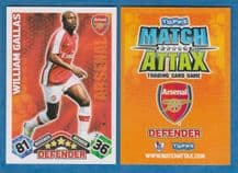 Arsenal William Gallas France