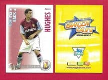 Aston Villa Aaron Hughes Northern Ireland (SO07)