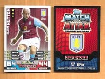 Aston Villa Alan Hutton 25 (AS)