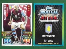 Aston Villa Alan Hutton Scotland 40