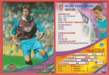 Aston Villa Alan Thompson