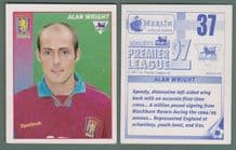 Aston Villa Alan Wright 37