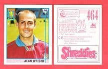 Aston Villa Alan Wright 464