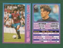 Aston Villa Andy Townsend 11