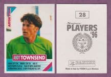 Aston Villa Andy Townsend 28