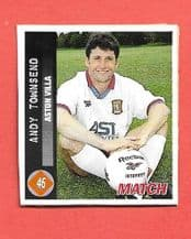 Aston Villa Andy Townsend 46
