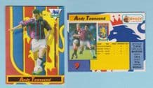 Aston Villa Andy Townsend 9